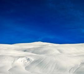 Deserto di neve