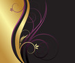 gold background for design