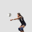 Volleyball player