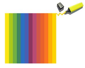 Spectrum e evidenziatore