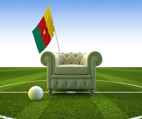 Cameroon soccer fun