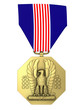 3d render US Soldiers medal