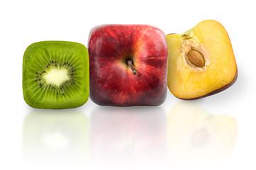 Frutta cubica