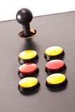 Arcade  controls poster