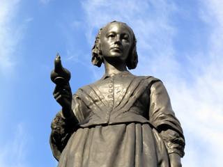 Florence Nightingale statue