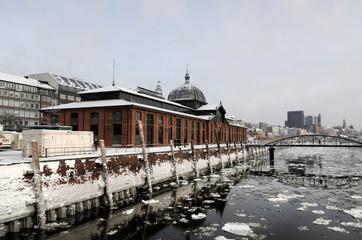 Hamburger Hafen # 5063