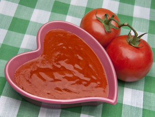 Heart Healthy Tomato Soup