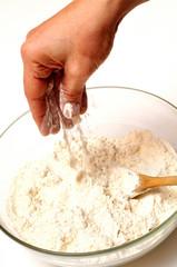 Pincée de farine