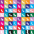 Shoe Silhouettes 2