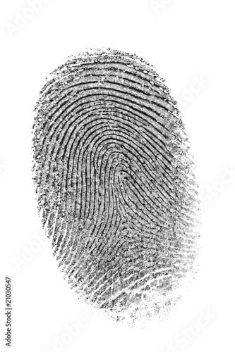 Finger print. - 21030547
