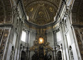 Chor des Petersdom
