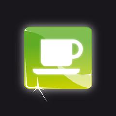 Picto bar, café - Icon coffee