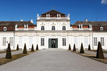 Wien / Vienna / unteres Belvedere