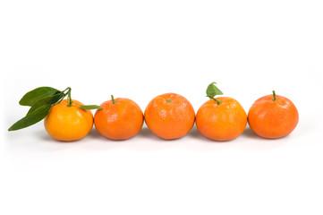 Clementine in fila