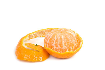 Buccia mandarino vitamina c