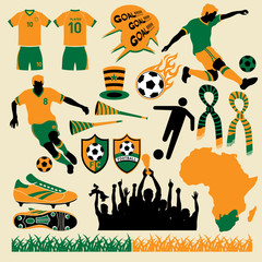 Soccer Collection: More soccer illustrations in my portfolio.