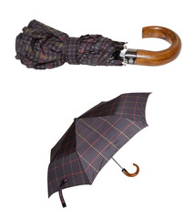 Man's umbrella