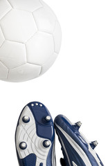 Football and boots