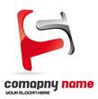 Business Logo Design, Letter S