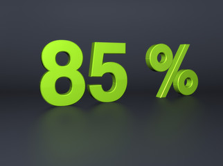 BIO-Percent , 85