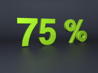 BIO-Percent , 75