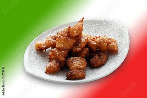 Chiacchiere - Dolci di carnevale italiani