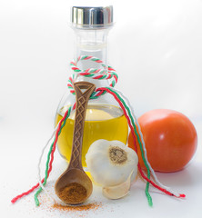 sugo con aglio, olio e peperoncino