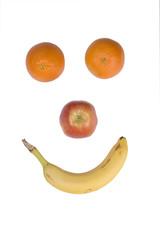 Happy Fruity Face
