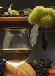 Castagne con vino ribolla
