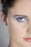 Vibrant eye poster