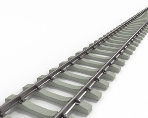Long Rails Diagonal
