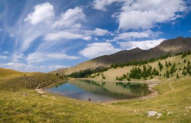 Lac de Sainte Marguerite
