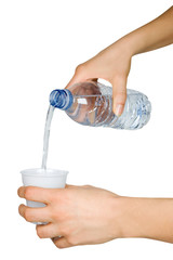 Versare acqua