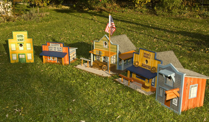Westernstadt en Miniature