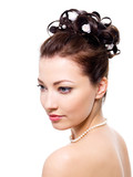 style wedding hairstyle poster