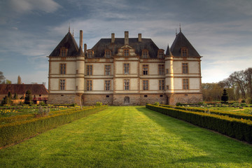 Chateau de Cormatin, France