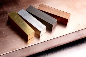 Four metals