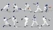 baseballSilhouettes