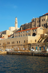 Ancient port Yaffo