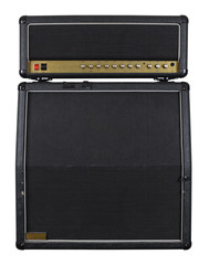 Guitar amplifier combo