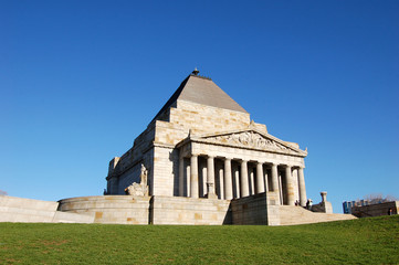 The Shrine of Remembrance