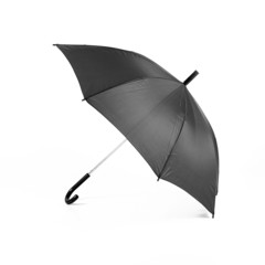 ombrello nero aperto