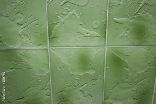 Carrelage vert anis photo libre de droits sur la banque d 39 images image 21116702 for Carrelage vert anis
