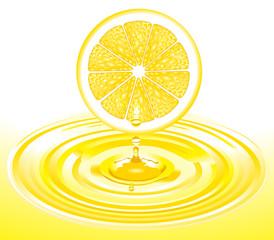 Zitronen-Saft