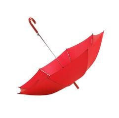 ombrello aperto rovesciato