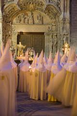 Procesion de Semana Santa en Valladolid