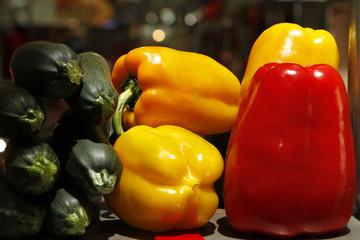 Pimientos- Pepers