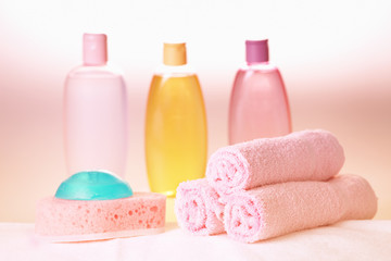 Bath care objects