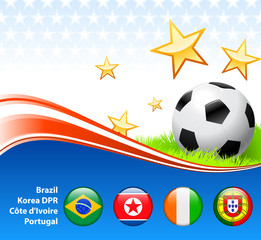 World Soccer Football Group G