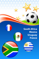 World Soccer Football Group A